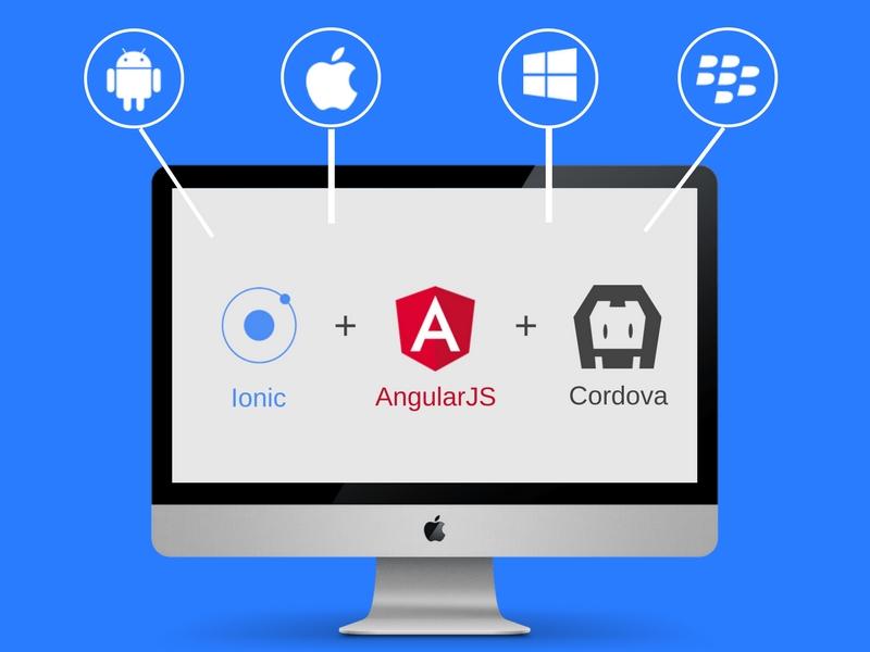 Ionic + AngularJS + Cordova