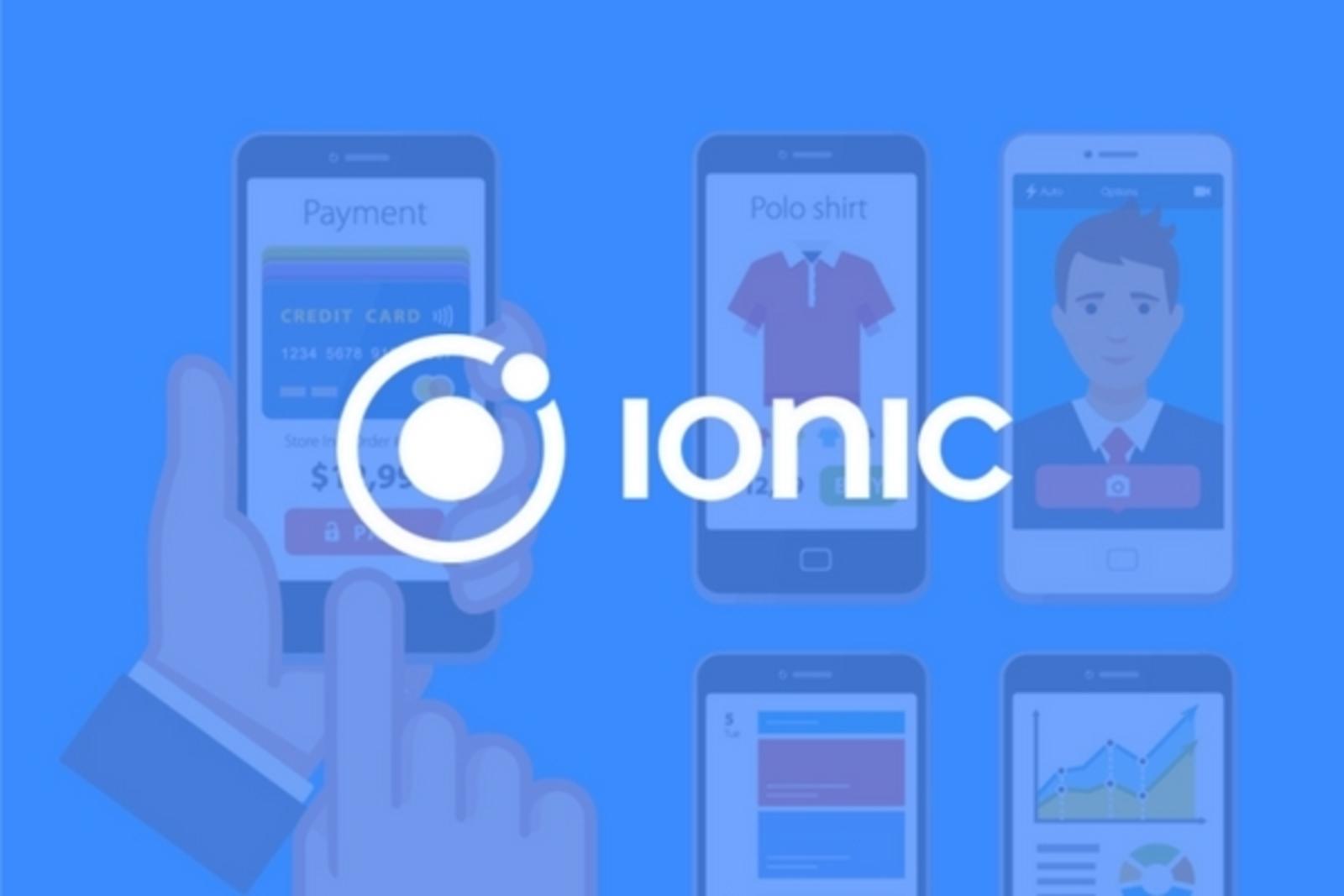 ionic framework building