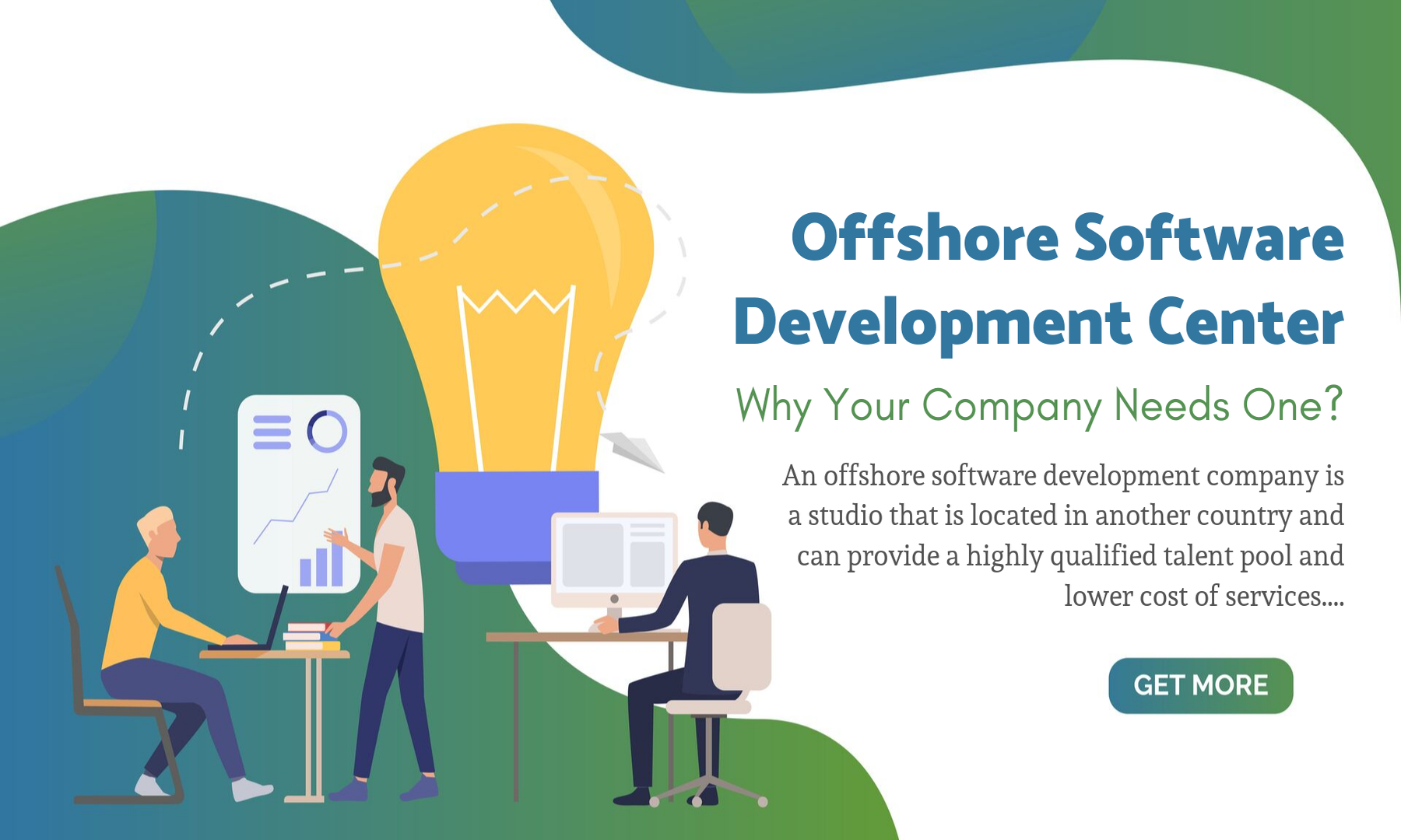 Offshore Software Development Center: Why Your Company Needs One?