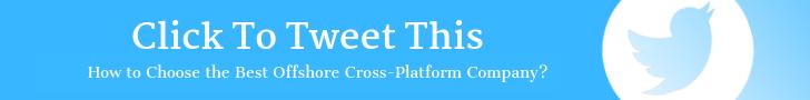 Best Offshore Cross-Platform Company