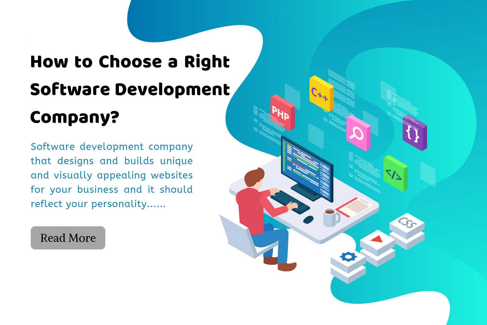How to Choose a Right Software Development Company?