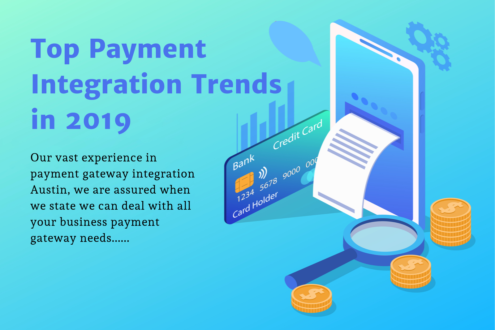 Top Payment Integration Trends in 2019