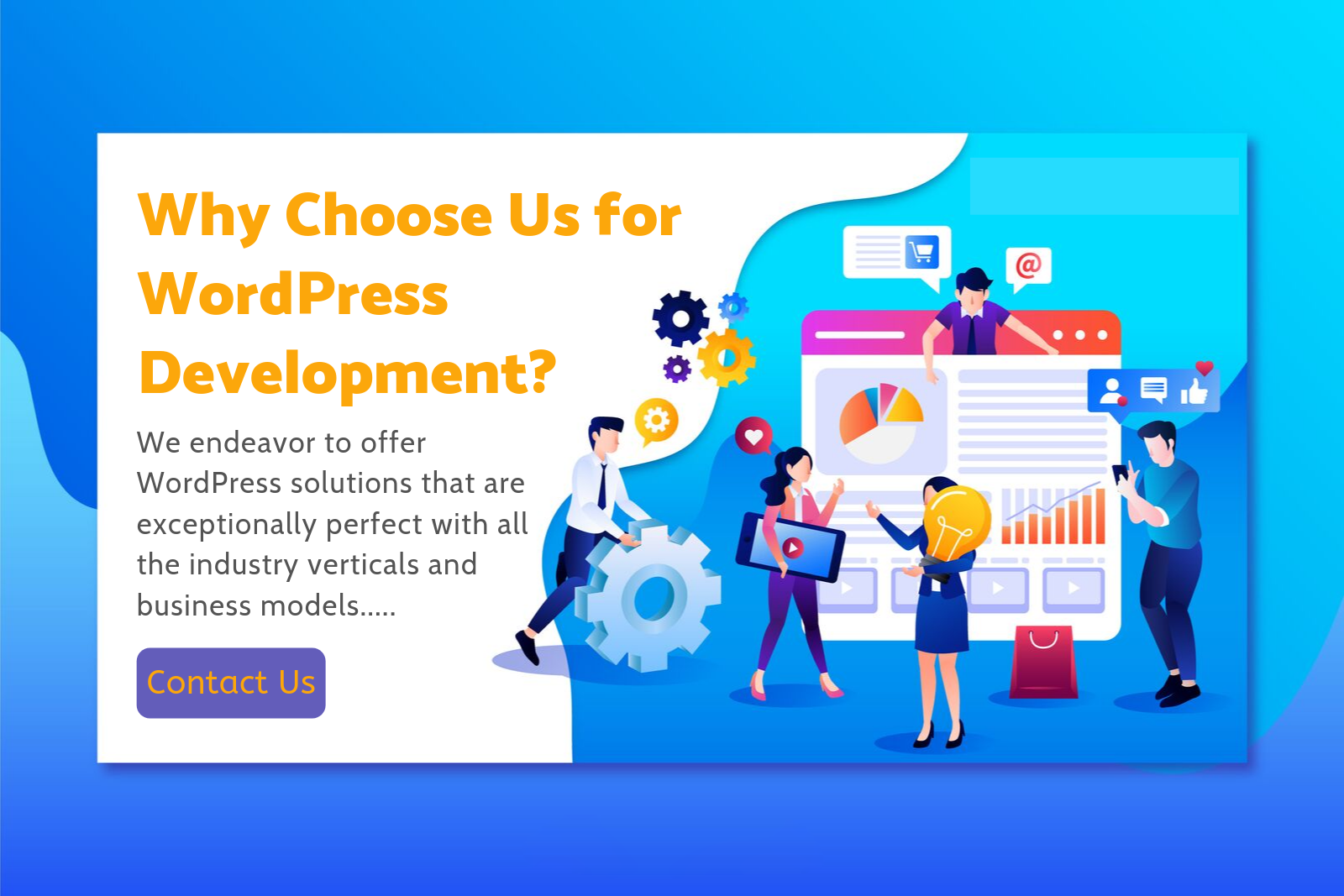 Why Choose US for WordPress Development in Austin?