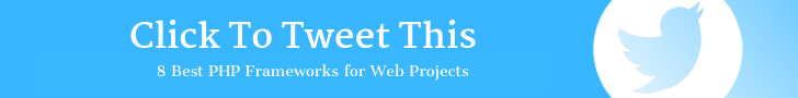 8 Best PHP Frameworks for Web Projects