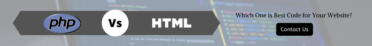 PHP Vs HTML