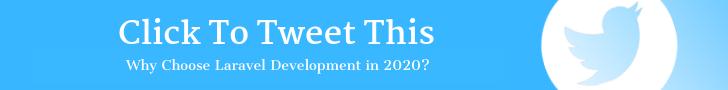 Why Choose Laravel Development in 2020