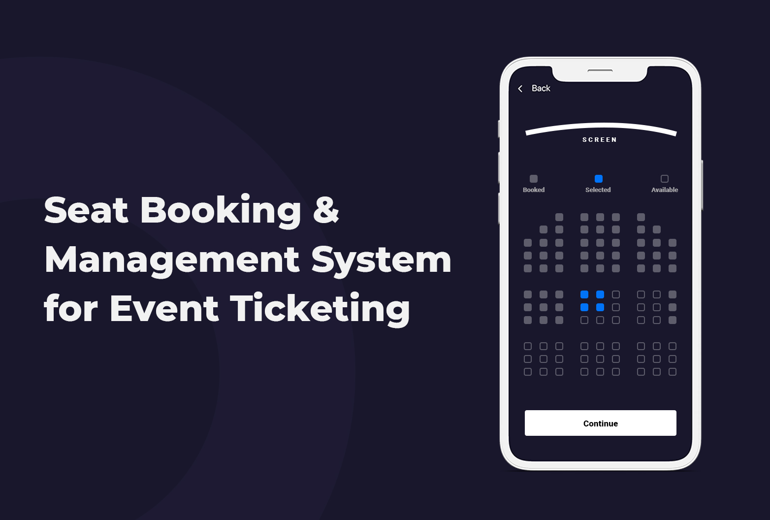 Seat Booking Management System